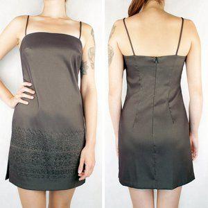 ✨ Vintage ✨ 90s Iridescent Mini Dress